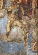 The Last Judgment, Michelangelo Buonarroti