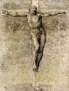 Christ on the Cross, Michelangelo Buonarroti