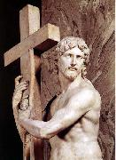 Christ Carrying the Cross, Michelangelo Buonarroti